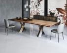 Mad Max Wood Dining Table (Version A)