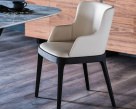 Magda Dining Chair with Arms