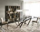 Marathon Glass Dining Table