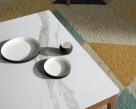 Marcus Ceramic Top Coffee Table