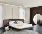Marlon Bed - Upholstered headboard