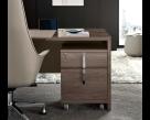 Matera Office Desk Matching Pedestal