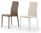 Maya Flex ML K Leather Dining Chairs