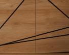 Maya Sideboard - Pattern On Doors