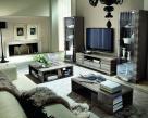 Monaco High Gloss TV Unit
