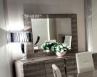 Monaco Wood Mirror