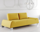 Mondena Ultra Modern Fabric Sofa