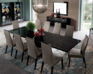 Noir Italian Dining set