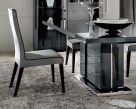 Montecarlo Fabric Dining Chair - St Moritz