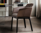 Musa Dining Chair with Arms