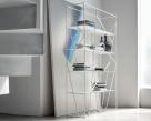 Naviglio Designer Bookcase
