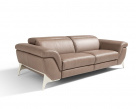 Nicol Italian Leather Sofa
