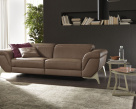 Nicol 3 Seater Sofa - Living Room