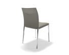 Norma Metal Leg Designer Dining Chair