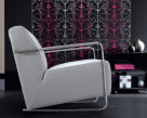 Note Modern Accent Chair