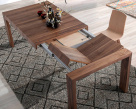 Plus Extending Dining Table - Internal Leaves
