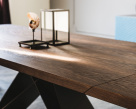 Premier Drive Dining Table - Wood Top
