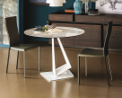 Roger Keramik Round Dining Table