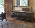 Samuel Glass Door Sideboard
