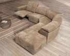 Savanna Electric Recliner Sofa