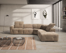 Savanna Corner Sofa - Fabric
