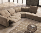 Savanna Modern Corner Sofa - Living Room