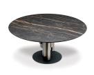 Skyline Ceramic Round Dining Table