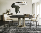 Soho Keramik Premium Dining Table
