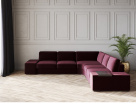 Spectrum Standard Fabric Corner Sofa