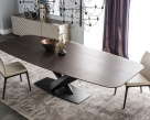 Stratos Wood Dining Table - Cattelan Italia