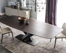 Stratos Wood Dining Table - Cattelan Italia