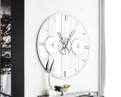 Times Clock Wall Mirror
