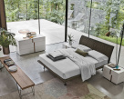 Athena White Gloss Bedroom Range