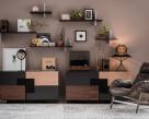 Torino Wood Sideboard