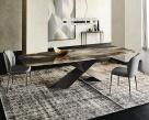 Tyron Crystalart Dining Table