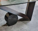 Valentino Dining Table - Base View
