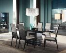 Versilia High Gloss Dining Chair