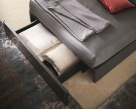 Versilia Bed - With Storage Option