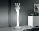 Viking White Designer Floor Lamp