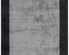 Vita Border Charcoal / Silver Rug - Asiatic