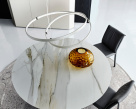 Yoda Keramik Round Dining Table