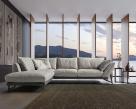 Zen Contemporary Corner Sofa