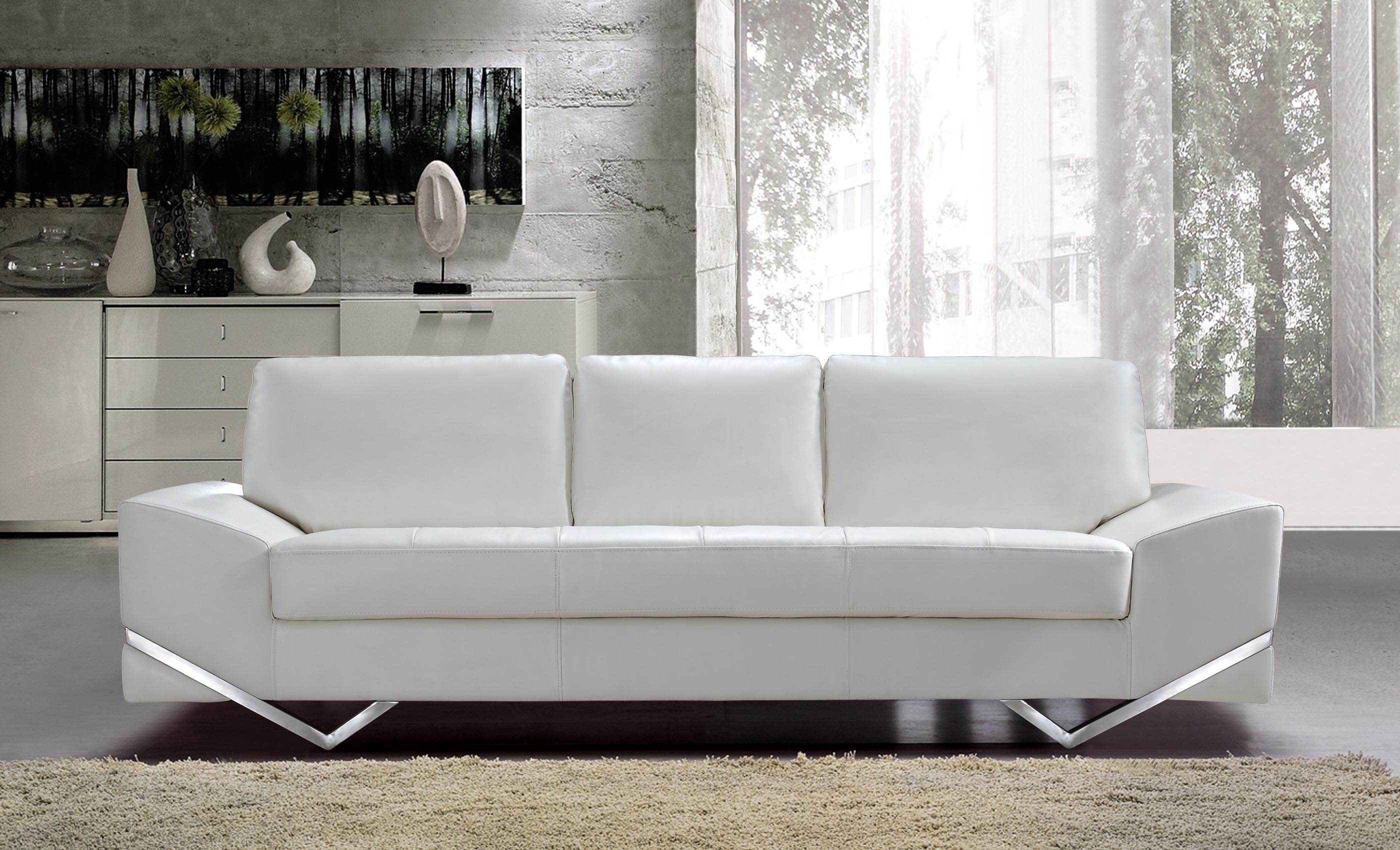 Madison Leather Sofa