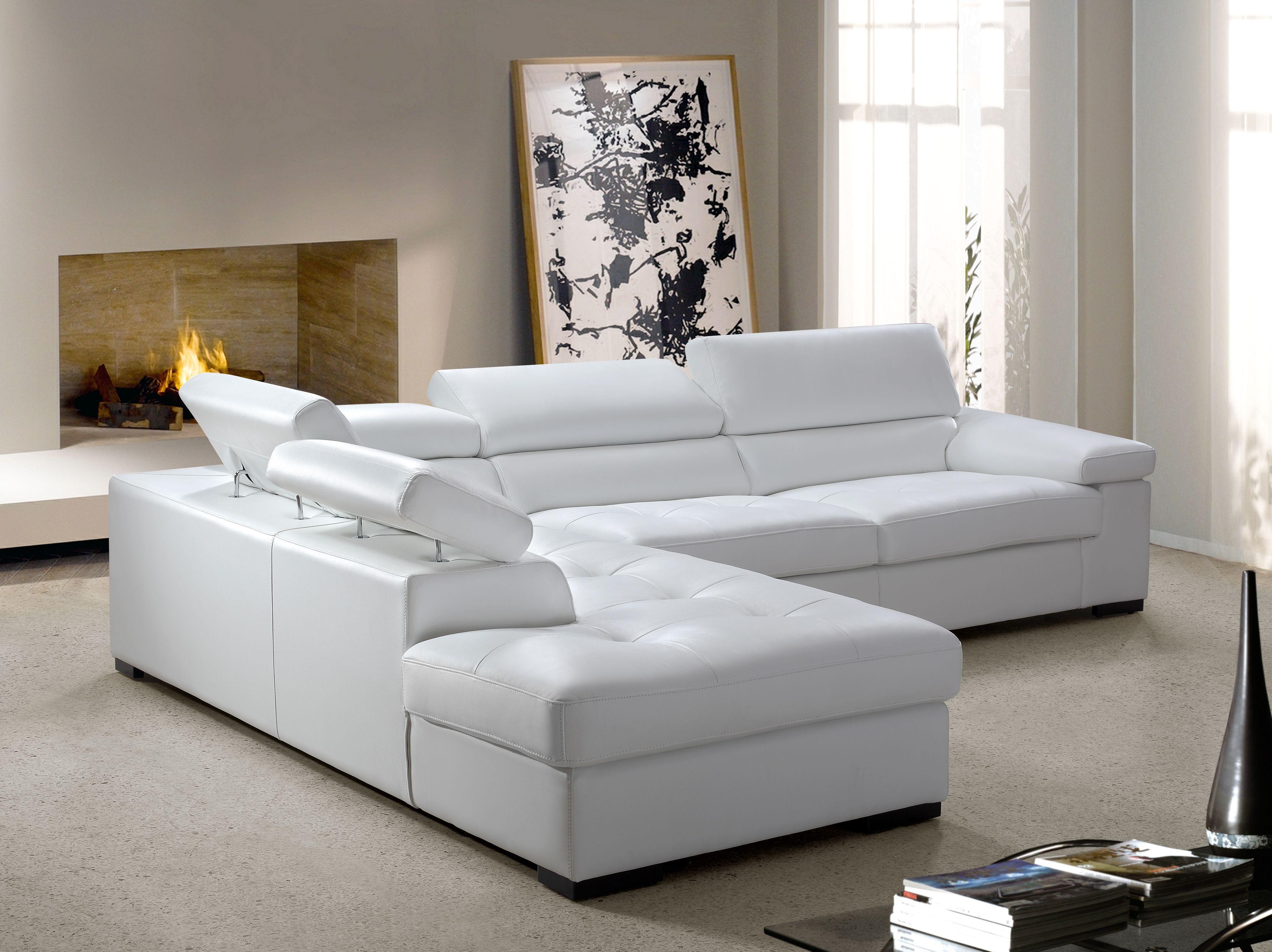 Buy Anna Leather Corner Sofa Online in London, UK ...