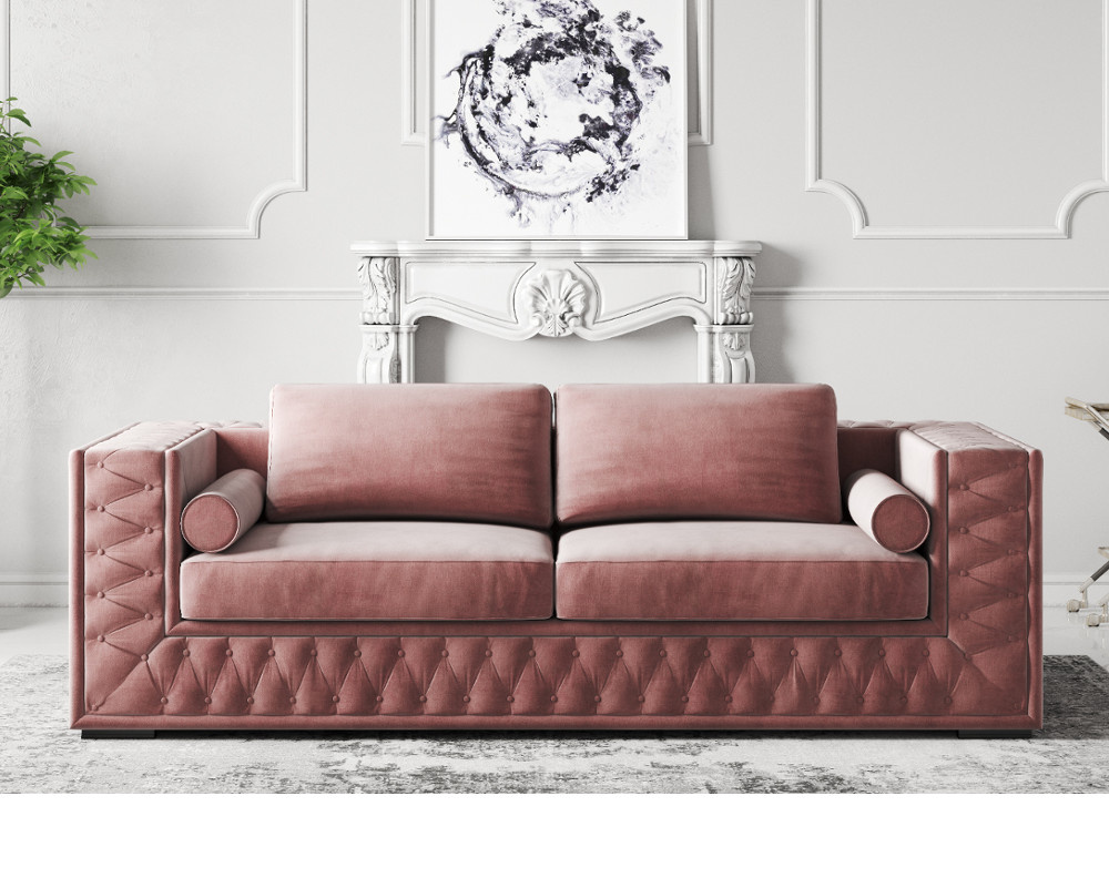 Alexandra Fabric Sofa