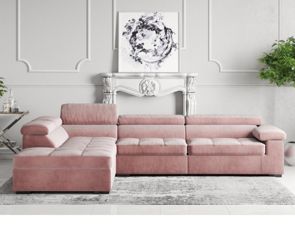 Anna Fabric Corner Sofa - BRAND NEW