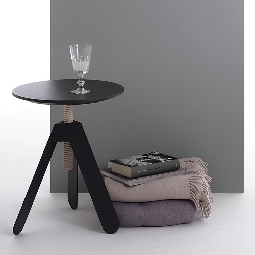 Basalto Side Table