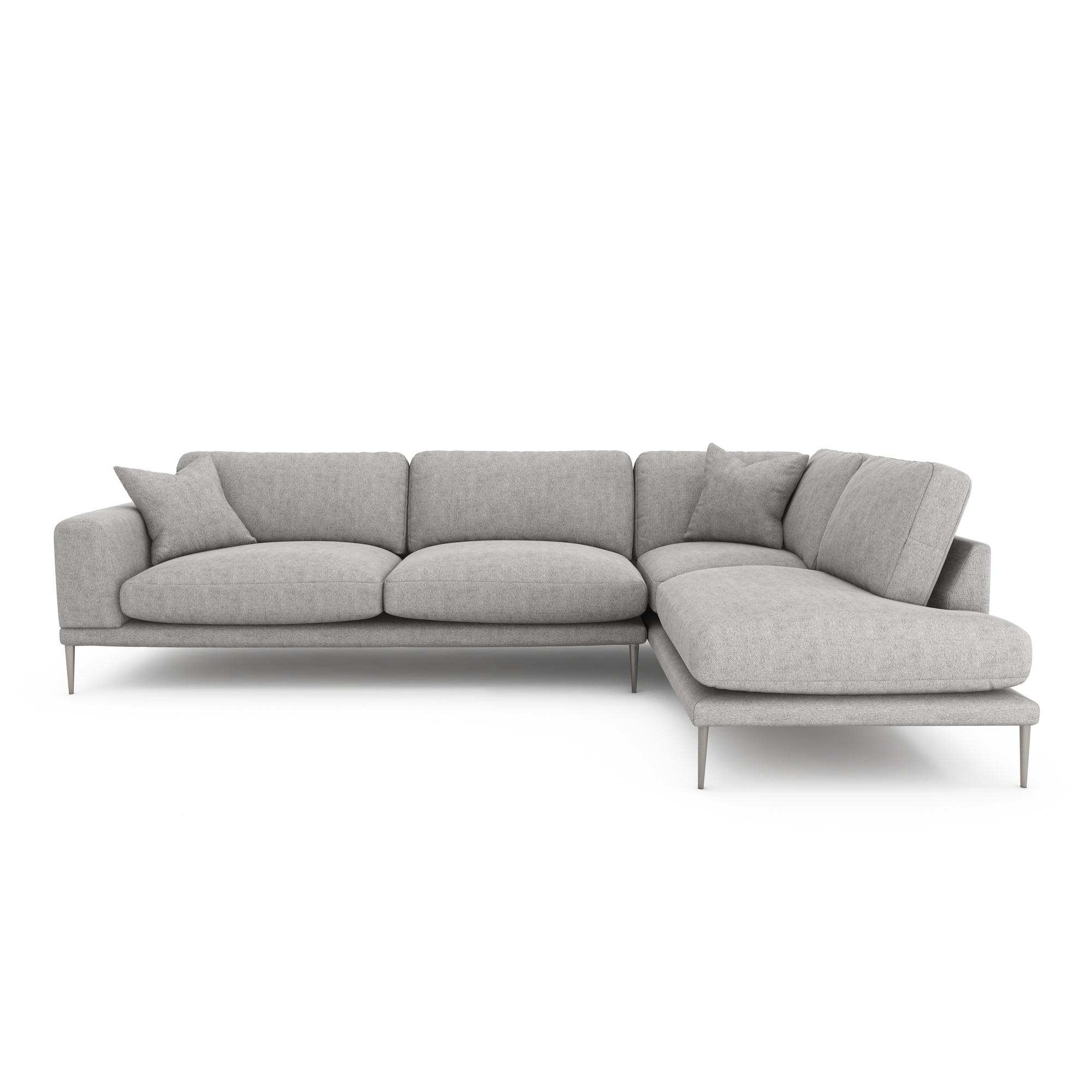 Bonito Fabric Corner Sofa