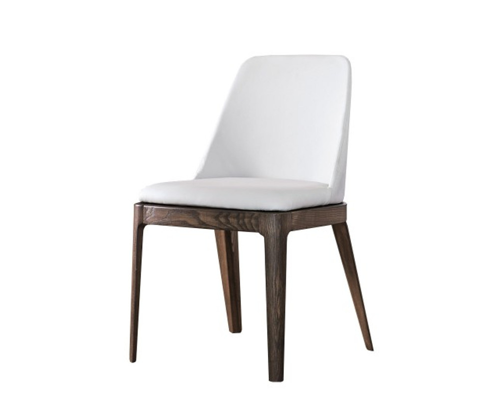Margot  Dining Chair - Wood Legs