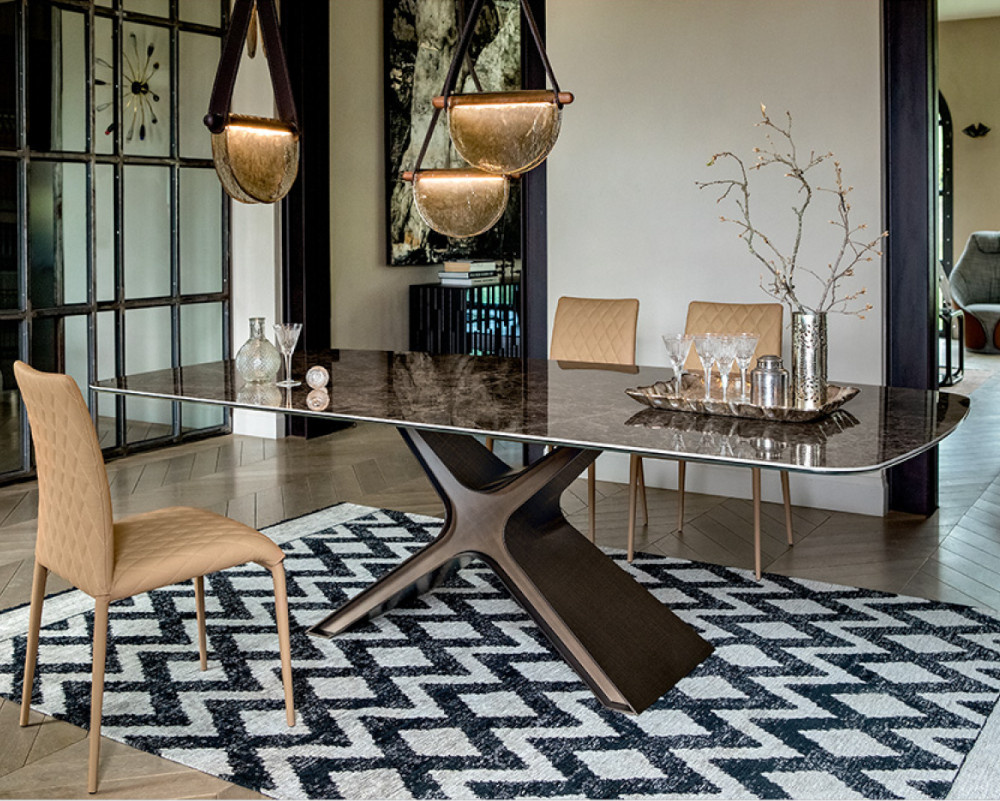 Canopy Ceramic XL Dining Table